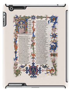 iPad Case via Sexycodicology