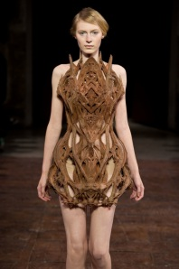 Cathedral Dress - iris van herpen collection