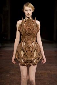 Cathedral Dress - iris van herpen collection