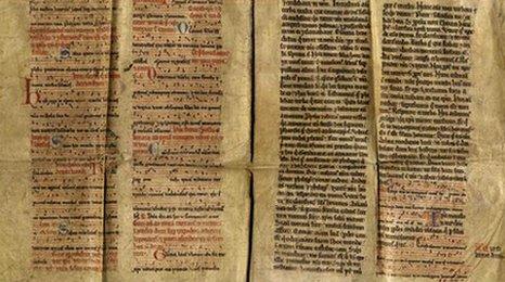 Hadwick Manuscript