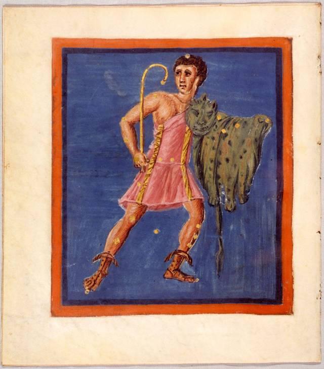 Hercules, f. 6v.