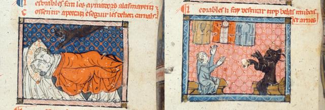 (Royal 19 C I, fol. 203v, © The British Library)