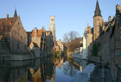 Beautiful Bruges. If you haven't been, go.