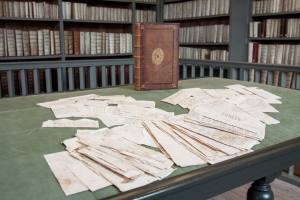 The hidden archive and the bookbinding it came from