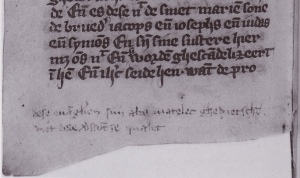 "Vienna, ÖNB, S.n. 12.857 (14th c): ""what a poor translation!"""