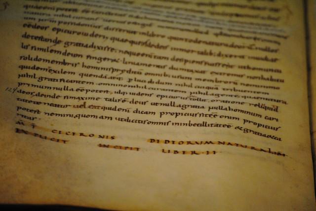'The Leiden Corpus', VLF 84, f. 18v