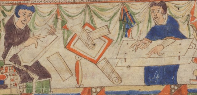 Fig. 4. Paris, BnF, Lat. MS 818 (11th century).
