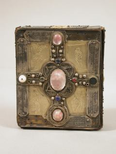 Book or Shrine, Cumdach of the Stowe Missal. early 20th century (original dated 1025–52) The Metropolitan Museum of Art