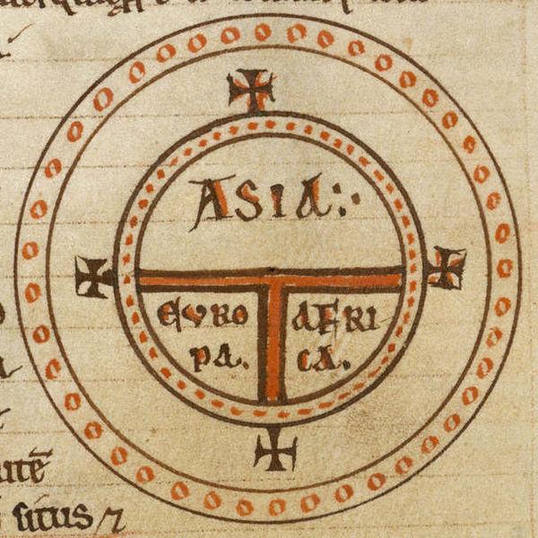 British Library, Royal 12 F. IV, f.135v. 12th century.