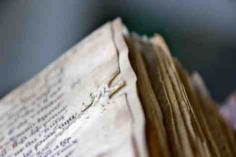 Leiden, Universiteitsbibliotheek, BPL MS 191 A (12th century). Pic: the author.