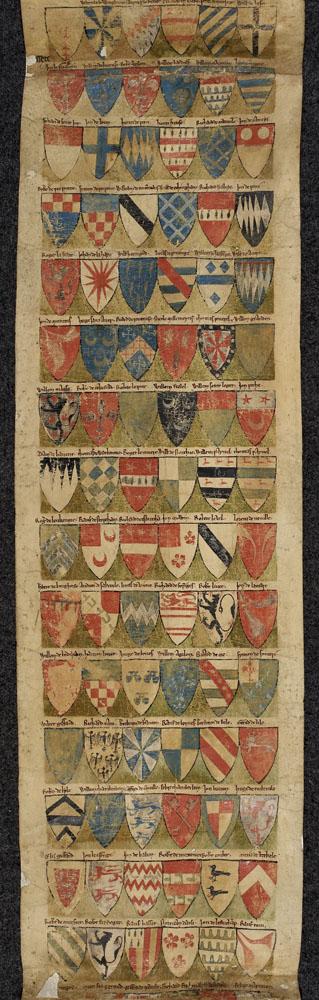 Dering Roll, c. 1270-1280
